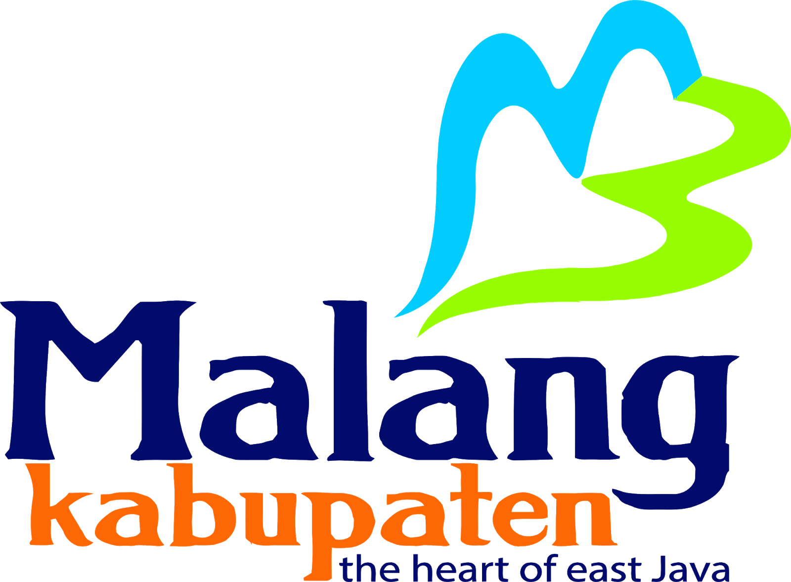 Logo Branding Kabupaten Malang The Heart Of East Java Infokepanjen Blogspot Com