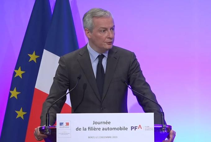 París le declara la guerra a Rabat ... ¡El ministro de Economía francés pide trasladar las fábricas Peugeot y Renault de Marruecos a Francia!