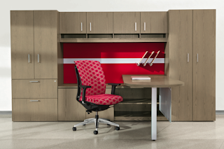 Lufton Desk Configuration