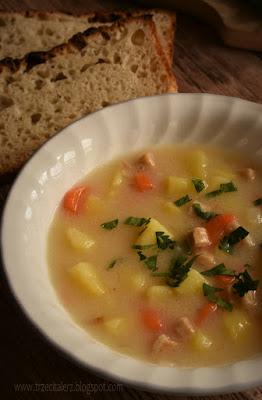 Zupa zapalanka – kuchnia podkarpacka