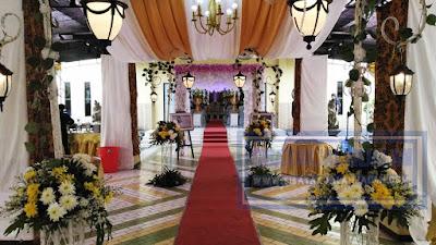 gedung pernikahan puspa pesona taman anggrek tmii jakarta