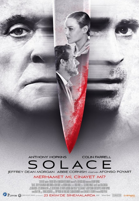 Solace (2015) Full Movie