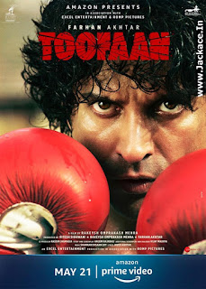 Toofan First Look Poster 5