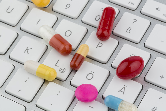 Penelitian Online Pharmacies Give Chemists Hard Time in India