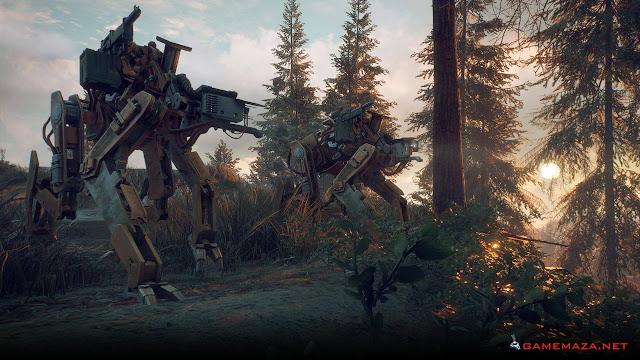 Generation Zero Gameplay Screenshot 1