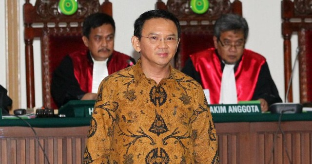 Ahok: Gusjoy Ngaku Advokat Padahal Bukan, Bisa Dipidana 7 Tahun!