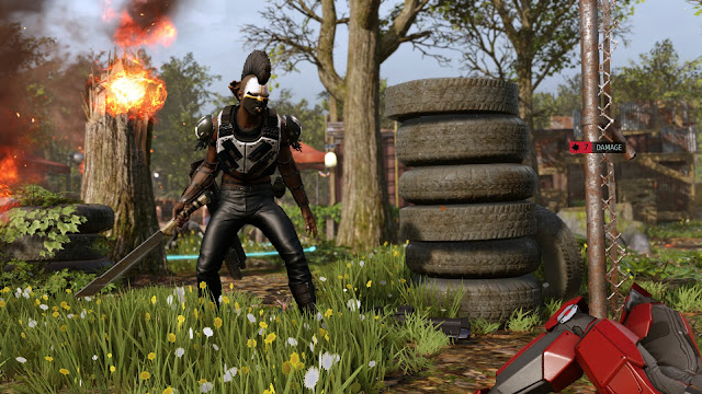 Review – XCOM 2, Anarchy's Children machete mohawk
