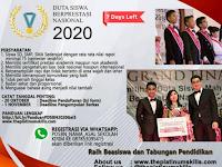 Dibuka! Pemilihan Duta Siswa Berprestasi Nasional 2020