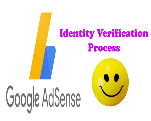 Google AdSense identity verification
