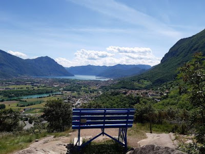 Big bench in Lombardia - Panchine giganti