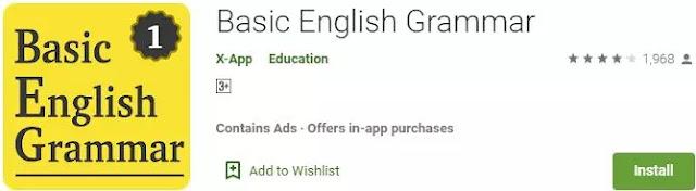 Aplikasi Grammar Terbaik Untuk Android-5