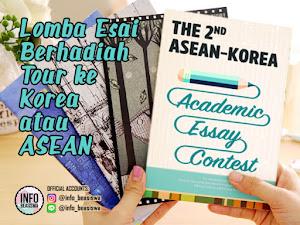 Lomba Esai Akademis ASEAN-Korea