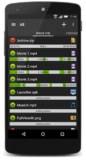 Advanced Download Manager Pro v6.4.0 Latest APK is Here !