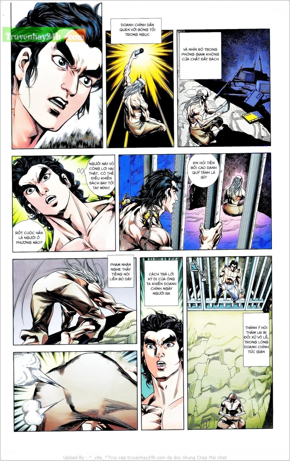 Tần Vương Doanh Chính chapter 24 trang 20