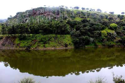Miradores del Parque Nacional de Cabañeros