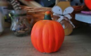 Inspiracje na Halloween ceramiczna dynia