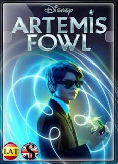 Artemis Fowl: El Mundo Subterráneo (2020) WEB-DL 1080P LATINO/INGLES