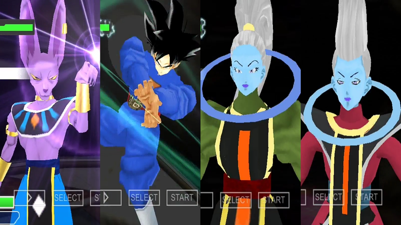 Dragon Ball Super All Gods