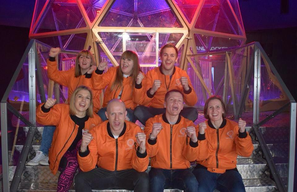 Formidable Joy - UK Fashion, Beauty & Lifestyle Blog | Lifestyle | The Crystal Maze; Formidable Joy; Formidable Joy Blog; The Crystal Maze