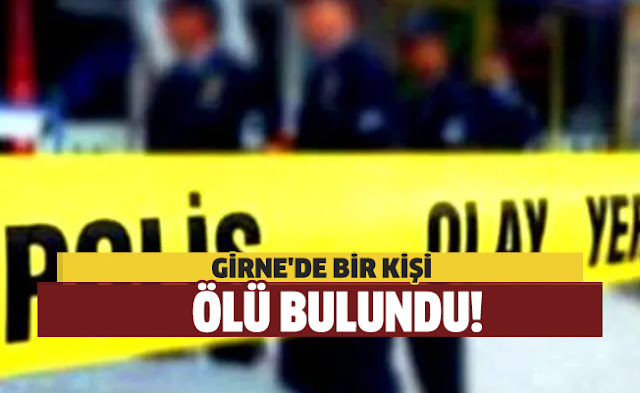 25-year-old Nigerian found dead in front of a seven storey in Kyrenia