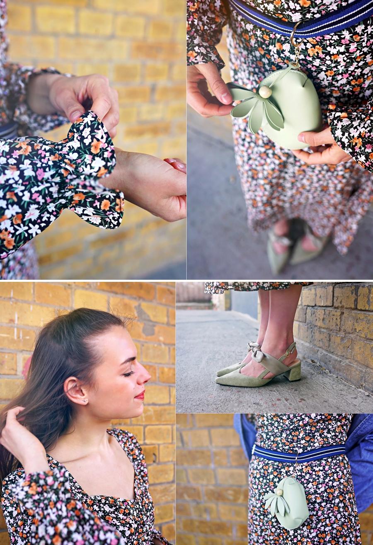 kleid summer fashion mode ootd