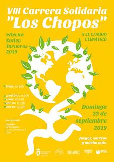 Carrera Los Chopos Vilecha 2019