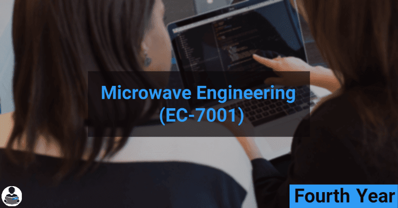 Microwave Engineering (EC-7001) RGPV notes CBGS Bachelor of engineering