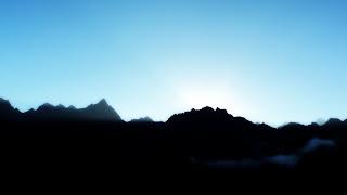 O Nascer do Sol em Machu Picchu