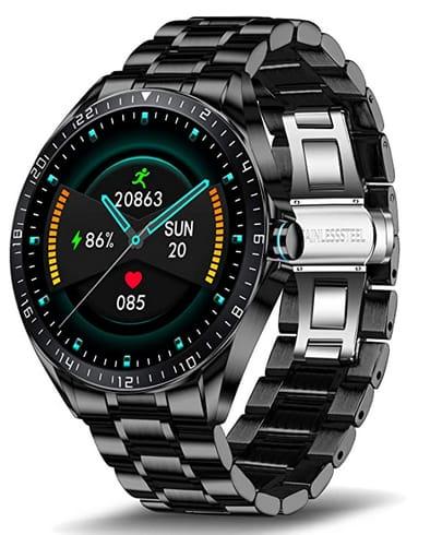 LIGE Fitness Tracker with Blood Oxygen Smart Watch
