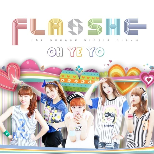 FLASHE – Oh, Ye, Yo – EP