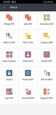 تصغير حجم ملف pdf بدون برامج