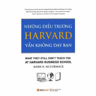 Những Điều Trường Harvard Vẫn Không Dạy Bạn (Tái Bản) ebook PDF EPUB AWZ3 PRC MOBI