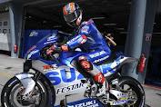 Pebalap Suzuki, Alex Rins Ungkap Kengerian Kecelakaan di MotoGP Spanyol 2020