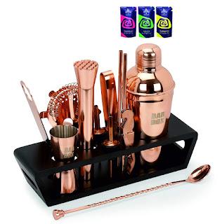 Bar Box Cocktail Shaker Set