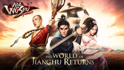 Download Age of Wushu Dynasty Mod Apk Latest Version