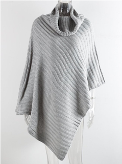 Ponchos for this Cold Winter Weather