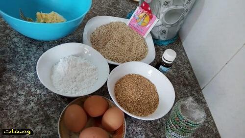 مطبخ ام وليد | المشوك المعسل