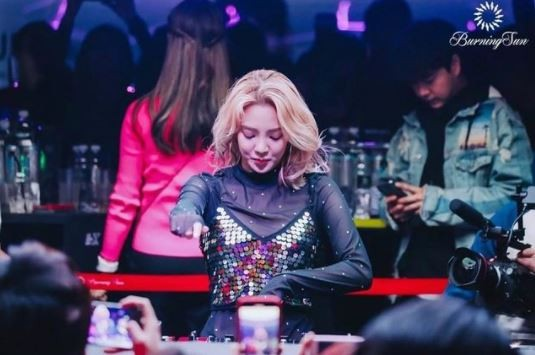 Man assaulted the night of 'Burning Sun' scandal demands Hyoyeon to speak up about what she witnessed