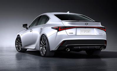 2021 Lexus IS 350 F Sport Review, Specs, Price