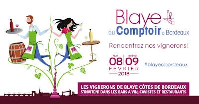 blog vin Beaux-Vins événement sortie salon œnologie dégustation Novembre Paris Blaye Comptoir