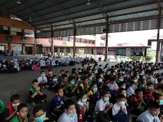 Indeks Pencemaran Udara, IPU di Johan Setia Klang, IPU Tidak Sihat, Jerebu, Kualiti Udara Malaysia, Pembakaran Terbuka, topeng jerebu, topeng pernafasan N95,