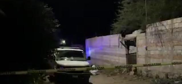 Matan a balazo a hombre de aproximadamente 30 años en el municipio de El Marqués