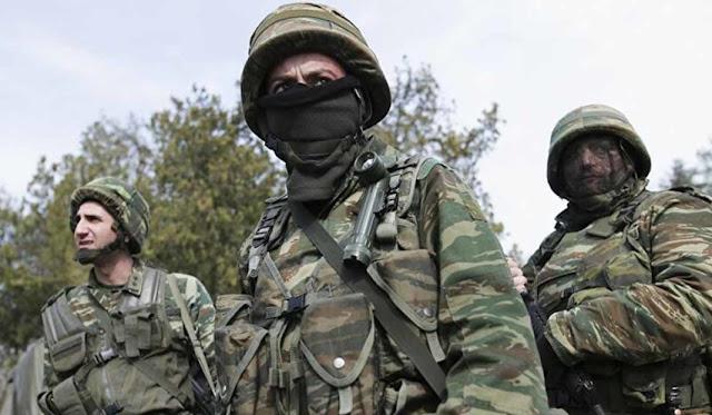 Κινητικότητα του ελληνικού στρατού στον Έβρο