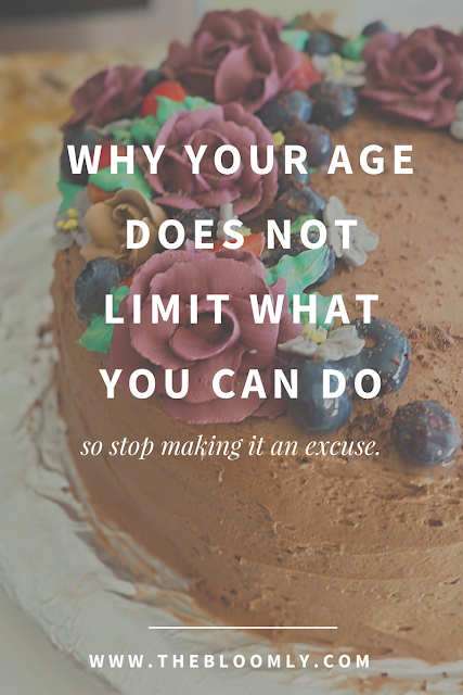 Why Your Age Does Not Limit What You Can Do
