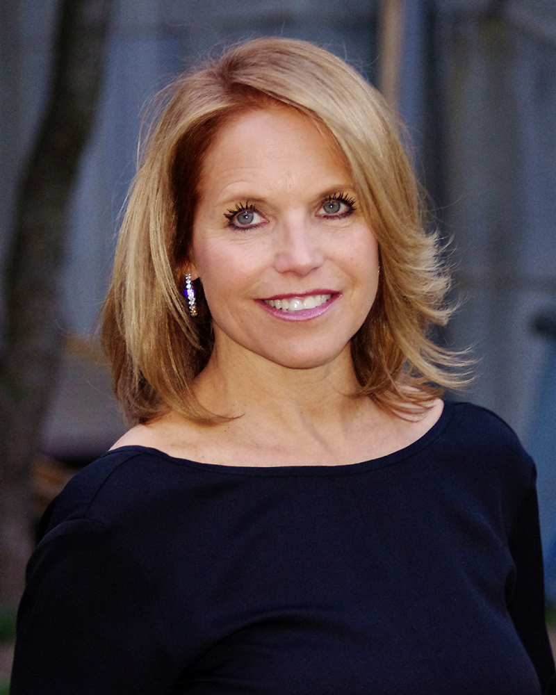 Katie Couric's 6 Top Health and Beauty Tips