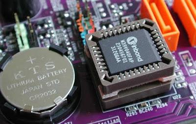 Cara Masuk dan Setting Default BIOS dengan Mudah