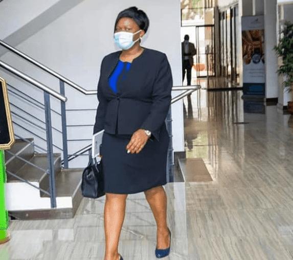 Homabay Women Representative Gladys Wanga