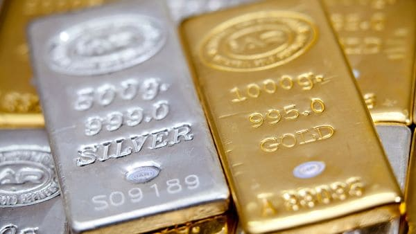 Gold & Silver Prices