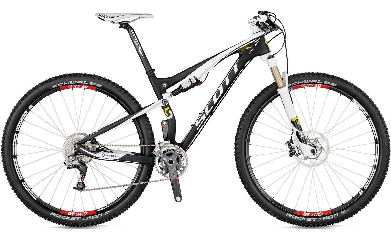 Per Kumlin's Mountainbike blogg: Scott Spark 2012 29 tummare