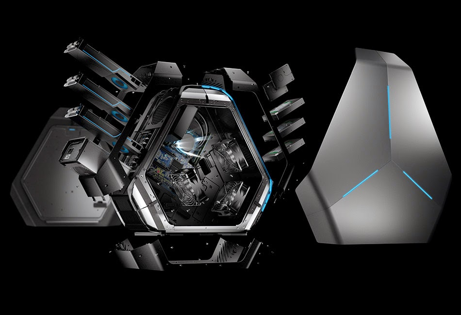 Awesome Games: Alienware Area - 51